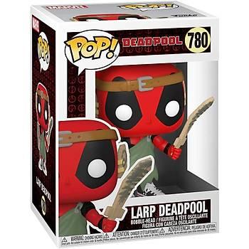 Funko POP Marvel - Deadpool 30. Yýl Özel Serisi –LARP Deadpool