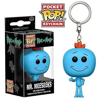 Funko POP Anahtarlýk Rick & Morty Mr. Meeseeks