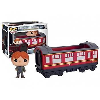 Funko POP Rides Ron Hogwarts Express Carriage