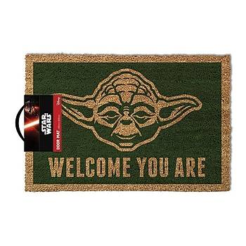 """Paspas Star Wars Yoda """"Welcome You Are"""""""