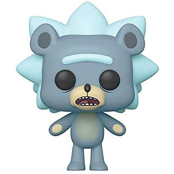 Funko Pop Animation Rick and Morty - Teddy Rick (Styles May Vary)