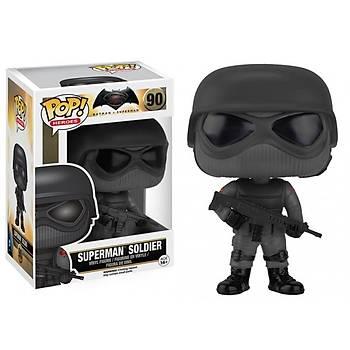 Funko POP Heroes BMvSM Superman Soldier