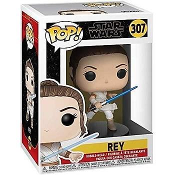 Funko POP Star Wars  The Rise of Skywalker Rey