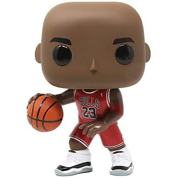 Funko POP NBA Bulls - Michael Jordan 10 ' Ýnc