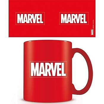 Kupa Bardak Marvel Logo