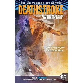 Deathstroke Vol. 3: Twilight Rebirth
