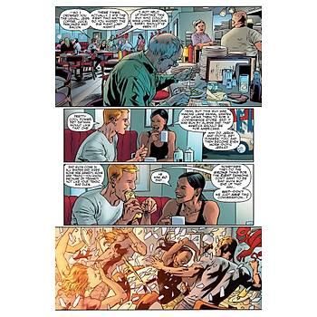 Justice League (2016-) Vol. 4: Endless
