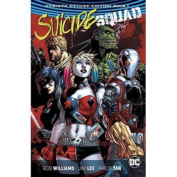 Suicide Squad: The Rebirth Deluxe Edition - Book 1