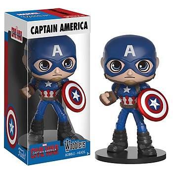 Funko Wobbler Captain America Captain America
