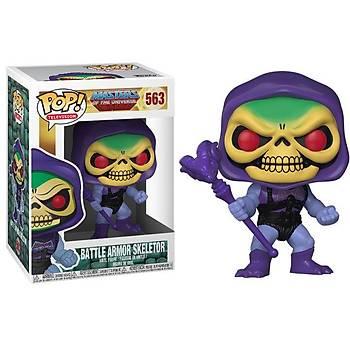 Funko POP MOTU Battle Armor Skeletor