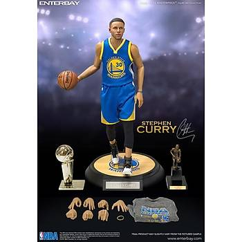 Stephen Curry 1/6 Scale Figure Enterbay