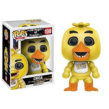 Funko POP Games Five Nights At Freddys Chica