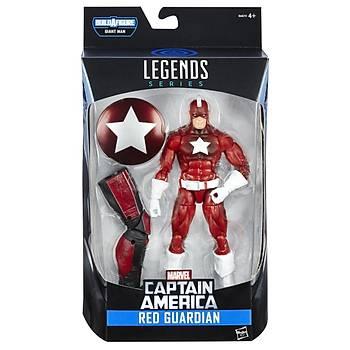 Marvel Legends Captain America Red Guardian