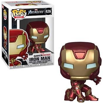 Funko POP Marvel Avengers Game-Verse Iron Man (Stark Tech Suit)