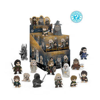 Funko Mystery Minis Lord Of The Rings