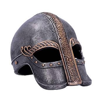 Warriors Helm 15cm Dekoratif Savaþcý