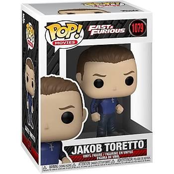 Funko Pop Movies F9: The Fast Saga - Jakob Toretto