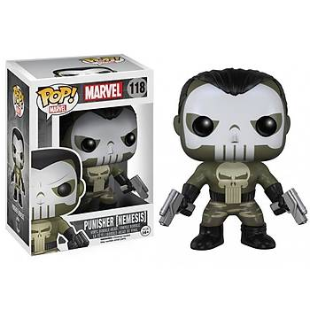 Funko POP Marvel Nemesis Punisher