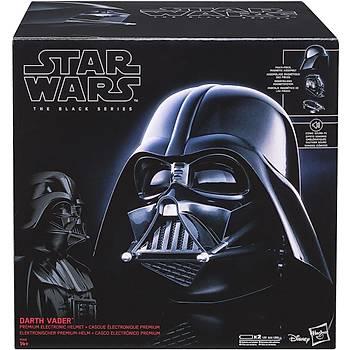 Star Wars The Black Series Darth Vader Premium Electronic Helmet Kask