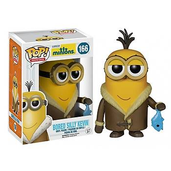 Funko POP Minions Bored Silly Kevin