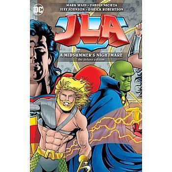 JLA: A Midsummer's Nightmare Deluxe Edition