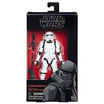 Hasbro Black Series Star Wars Stormtrooper Action Figure