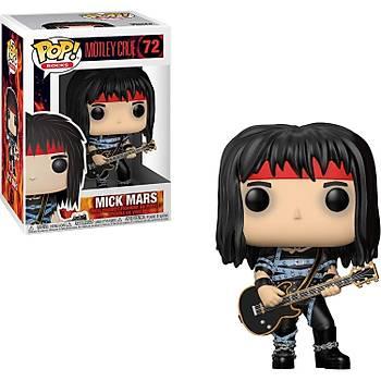 Funko POP Rocks Mötley Crüe - Mick Mars