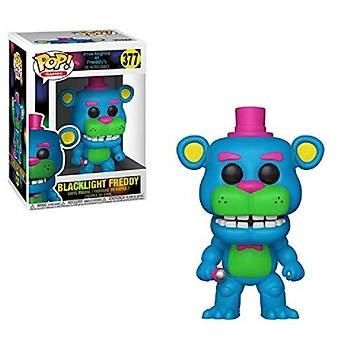 Funko POP FNAF - Blacklight Freddy
