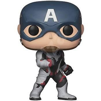 Funko POP Marvel Avengers Endgame - Captain America