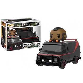 Funko POP Ride A-Team Van W/B.A. Baracus