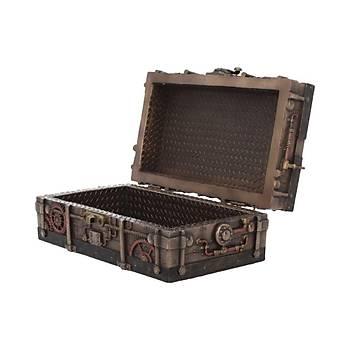 The Enigma Vault 19cm Dekoratif Kutu