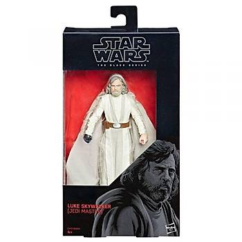 Hasbro Black Series Star Wars Luke Skywalker Jedi Master Action Figure
