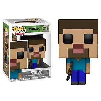 Funko POP Games Minecraft Steve