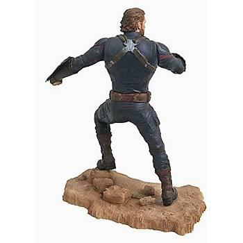 DIAMOND SELECT Marvel Gallery Avengers Infinity War Movie Captain America