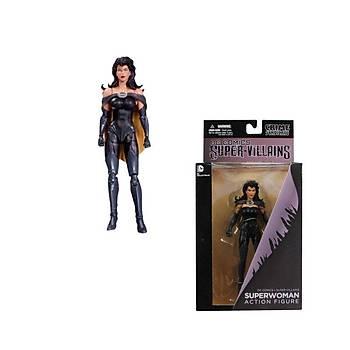DC Comics Super Villains - Superwoman Action Figure
