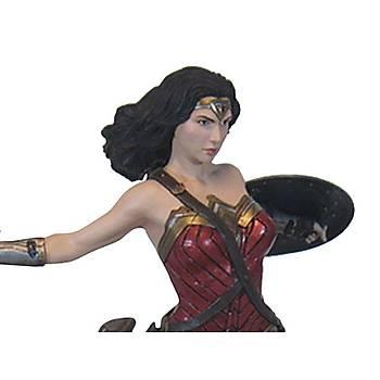 Diamond Select Toys DC Gallery Justice League Wonder Woman Figure
