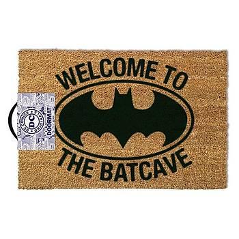 Paspas Batman Welcome To The Batcave