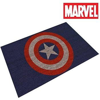 Captain America Shield Doormat Paspas