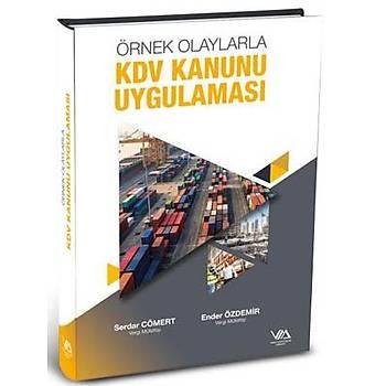 Örnek Olaylarla KDV Kanunu Uygulamasý - Serdar Cömert, Ender Özdemir