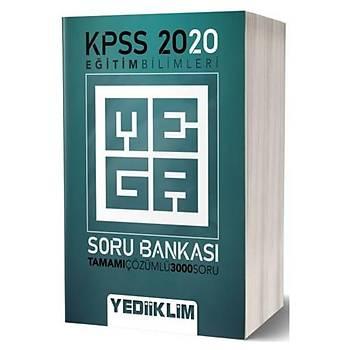 KPSS Eðitim Bilimleri Mega Soru Bankasý Yediiklim Yayýnlarý 2020