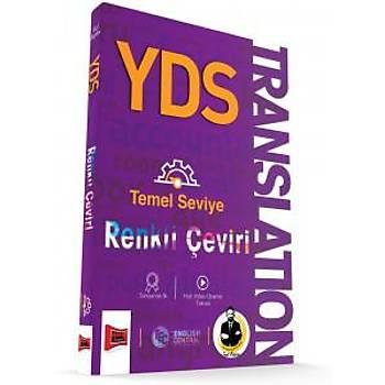 Yargý Yayýnlarý YDS Translation Temel Seviye Renkli Çeviri