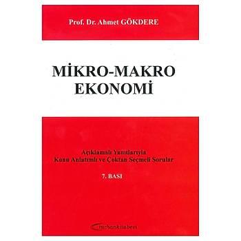 Mikro-Makro Ekonomi - Ahmet Gökdere