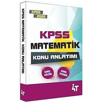 KPSS Matematik Konu Anlatýmý 4T Yayýnlarý 2020