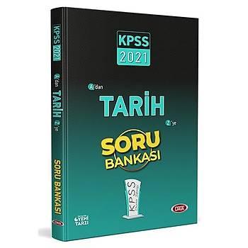 KPSS Tarih Soru Bankasý Data Yayýnlarý 2021
