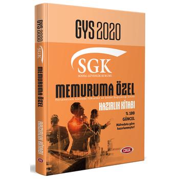 2020 GYS SGK Memuruma Özel Hazýrlýk Kitabý Görevde Yükselme Data Yayýnlarý