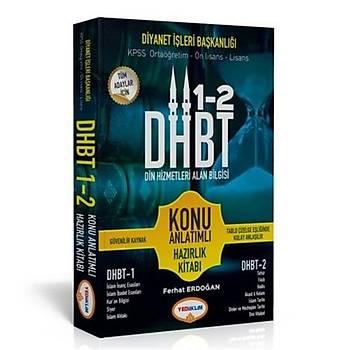 DHBT Din Ýþleri Alan Bilgisi Konu Anlatýmlý Hazýrlýk Kitabý Yediiklim Yayýnlarý 2020