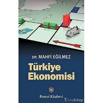 Türkiye Ekonomisi Mahfi Eðilmez Remzi Kitabevi