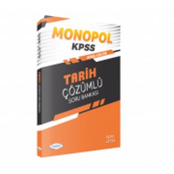 2019 KPSS Genel Kültür Genel Yetenek Tarih Çözümlü Soru Bankasý Monopol Yayýnlarý
