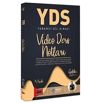 YDS Video Ders Notlarý Yargý Yayýnlarý