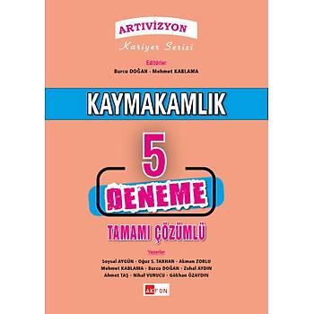 Artývizyon Kaymakamlýk 5 Deneme  Soysal Aygün, Mehmet Kablama,Oguz S. Tarhan,Gökhan Özaydýn,Burcu Doðan,Nihal Vurucu Haziran 2019